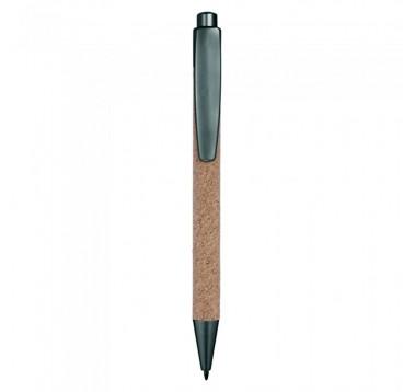 Ручка еко кулькова  бамбукова Es-958986