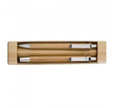 Набір ручка-стилус + олівець в картонному футлярі Es-957974