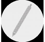 Ручки з картону та дерева (18)