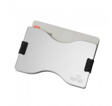 Візитниця алюмінієва з екранним захистом RFID Es-904024