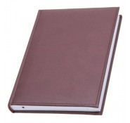 Щоденник недатований Прінт білий блок