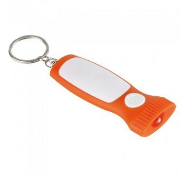 Брелок-ліхтарик LED пластиковий Es-904079