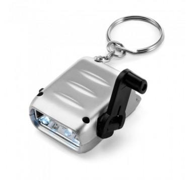 Пластиковий брелок LED ліхтарик Es-102081
