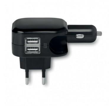 Зарядний пристій 2в1 Combiplug складаний