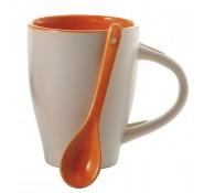 Набір чашка 300 мл з ложкою