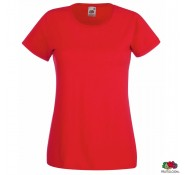 Футболка жіноча Lady-Fit Valueweight-T (Fruit of the Loom), 165 г