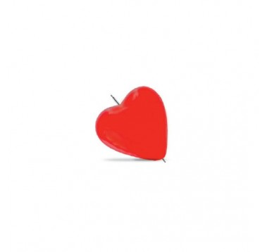 Елемент декор Heart до горнятка-антистрес Relax 340 мл