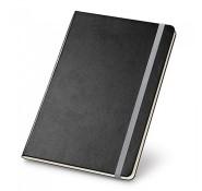 Записна книжка А5 + ручка алюмінієва