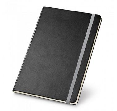 Записна книжка + ручка алюмінієва Es-393714