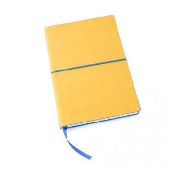 Записна книжка Enjoy FX А5 mini (жовтий)