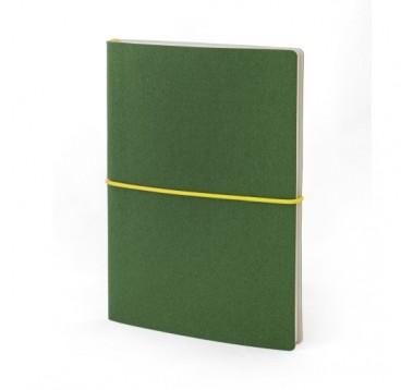 Записна книжка Enjoy FX А5 mini (зелений)